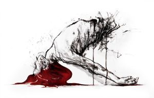 be consumed by nothing by agnes-cecile