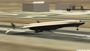 OSP Take Off by UnsungBlood