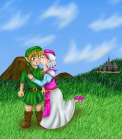 LoZ: Young Love by Miki-chan004