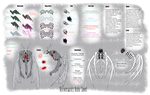 Revenants Species Ref Sheet [New ref + MYO Prices] by ChesterPalm