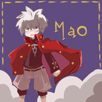 Honor Student: Mao by mallowboo