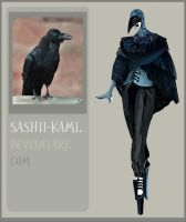Raven by Sashiiko-Anti