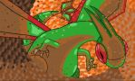 Day 17: Favorite Dragon type: Flygon by vito303