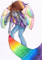 A Rainbow of Possibilities by Kaeilia