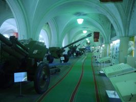 Artillery Gallery by Party9999999