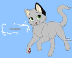 Neonpaw by FlamesOfShadows