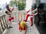 REVENGE - Scanty and Kneesocks by Claudini25