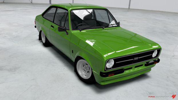 Request - Ford Escort MK2 by Touge-Roadster