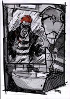 Two Face - Rockabilly Universe by DenisM79