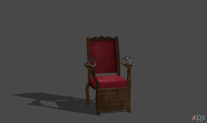 SH4 chair by HenryTaunsend