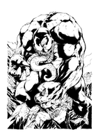 We are Venom Inks by georgemarios by georgemarios