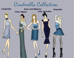 Cinderella Collection by TheWhiteSwan