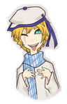 adult sealand for dj-mewmew by KatieCannon