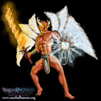 Demonguy for Rose NWN PW by ScruffyLad
