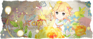 [Banner] Shin City Memories Rol~ by ViralviGavine