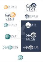 geoleks logo by hinco