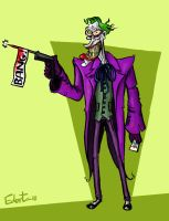 The Joker by edorta