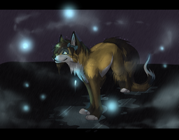 :COM: Staying In Rain by xlynix
