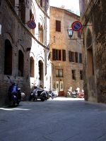 scooter alley.. by kretka