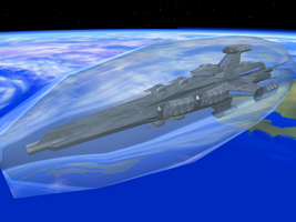 'Sparta'-Class Missile Frigate by GreatDetective