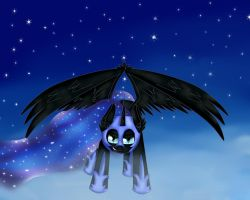 Nightmare Moon by Thaina-Stretch
