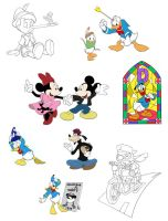 Disney pin designs page 2 by BrianMainolfi