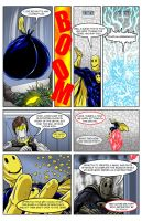 Deviant Universe: Expanding the Team 6 by Bracey100