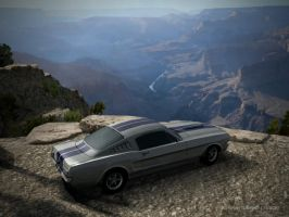 Stang for Ace by Fox-Skyline