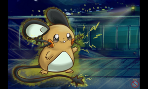 Dedenne Wallpaper