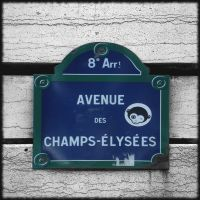Champs Elysees by robertoalamino