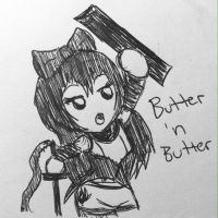 Blake's New Taunt in RWBY Grimm Eclipse by MechaG11