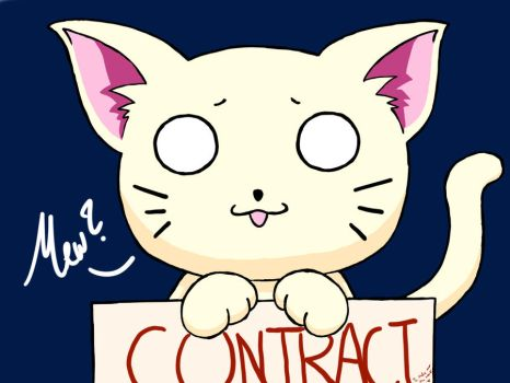 Can I Has Your Signature Nyan? :3 by InnocentDarkPast
