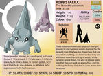 Najka088 Stalilc by shinyscyther