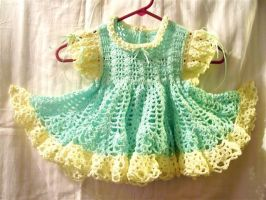 Baby dress 2 by Momtat31