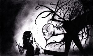 Slenderman by DaRkScArEcRoWs