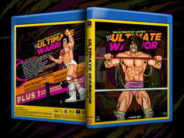 Ultimate Warrior The Ultimate Collection Cover . by Mohamed-Fahmy