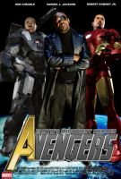 The Avengers Movie Poster 2 by Alex4everdn