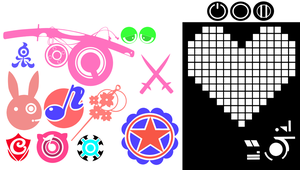 Vocaloid Icons by eccentricminded