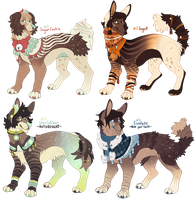 Adopt a Dog - - - [ AUCTION, CLOSED] by Plumbeck
