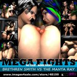 MEGA FIGHTS - Manta VS Brethren - OUT NOW!! by EdgarSlam