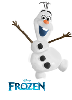 Olaf from Frozen by GenuineOwl