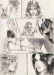 Haleth and Caranthir comic_Heal my wounds by EPH-SAN1634