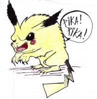 Pika Pika by GG-lover