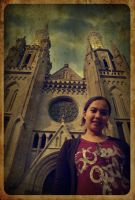 Cathedral  Jakarta Pusat by tegar26
