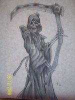 Grim Reaper by Graphitestreak