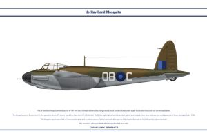 Mosquito 45 Sqn by WS-Clave