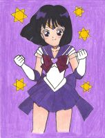 Sailor Saturn by Puja723