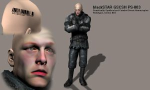 blackSTAR GSCSCH Art-Sapien by Robotlouisstevenson