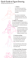 RW 1- Guide to Figure Drawing by gartastic