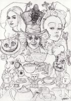 Alice in Wonderland by jwalton9